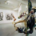 em>Roberto Ollivero, sculptures et projets de sculptures,