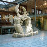 Roberto Ollivero, sculptures, peintures,